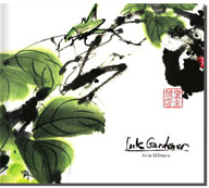 book sumi-e ink gardener